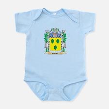 Parra Coat of Arms - Family Crest Body Suit