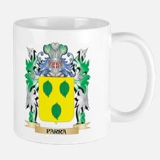 Parra Coat of Arms - Family Crest Mugs