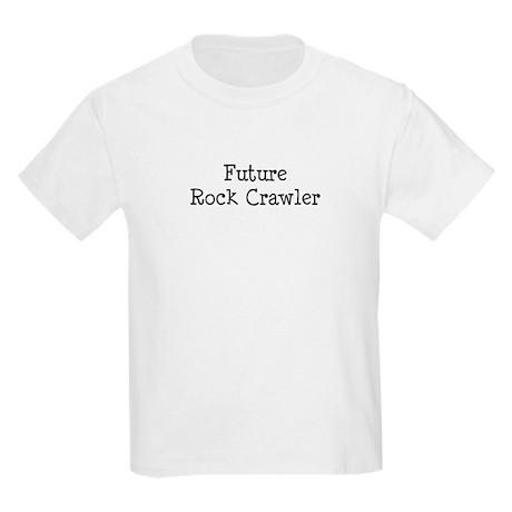 Future Rock Crawler Kids Light T-Shirt