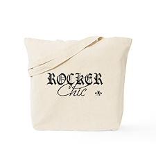 Rocker Chic Tote Bag