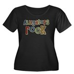 Alligators Rock Gator Reptile Women's Plus Size Sc
