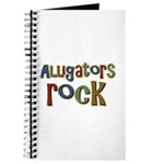 Alligators Rock Gator Reptile Journal