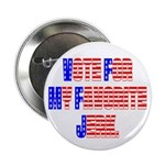 "Vote for my favorite jerk 2.25"" Button (100 pack)"