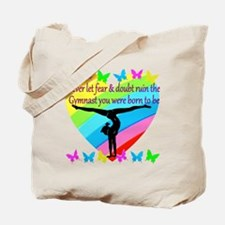 GYMNAST GOALS Tote Bag