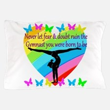 GYMNAST GOALS Pillow Case