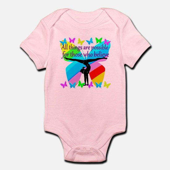 GYMNAST GOALS Infant Bodysuit