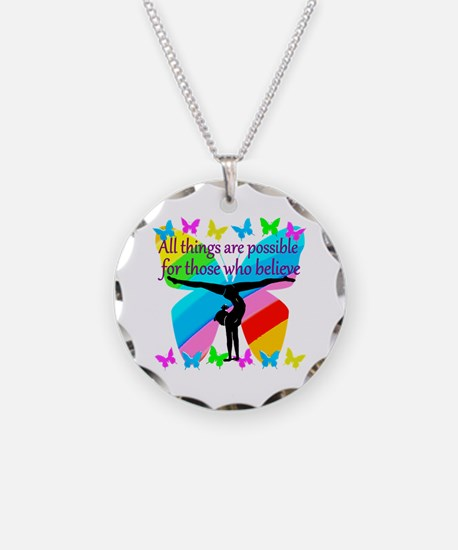 GYMNAST GOALS Necklace