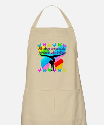 GYMNAST GOALS Apron