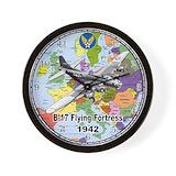 B 17 flying fortress Basic Clocks