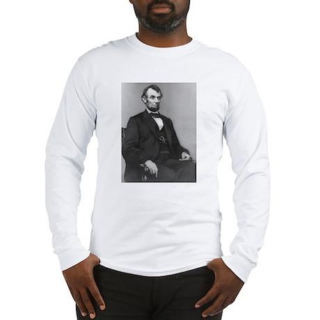 Abraham Lincoln (1864) Long Sleeve T-Shirt