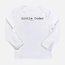 Little Coder Long Sleeve T-Shirt