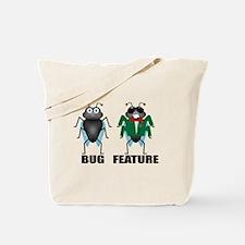 Cute Technology Tote Bag