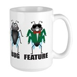 Technology Large Mugs (15 oz)