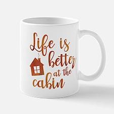 Life's Better Cabin Mug