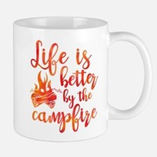 Life's Better Campfire Small Mugs