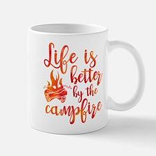 Life's Better Campfire Small Small Mug