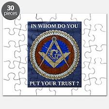 A Mason's Trust Puzzle
