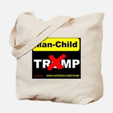 Funny Uncaring Tote Bag