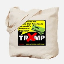 Unique Uncaring Tote Bag