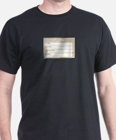 Know your judge T-Shirt