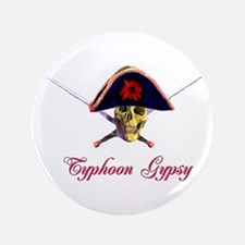 """Typhoon Gypsy 3.5"""" Button (100 pack)"""