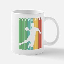 Retro Dodgeball Mugs