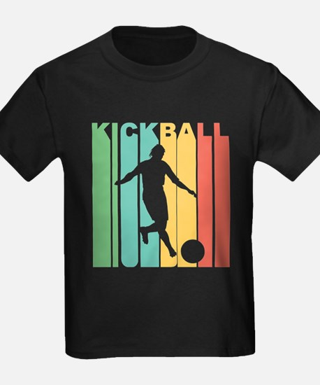 Retro Kickball T-Shirt