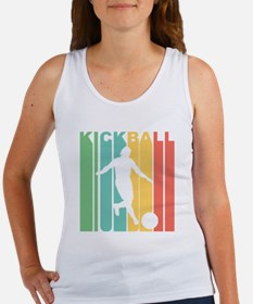 Retro Kickball Tank Top
