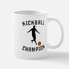Kickball Champion Mugs