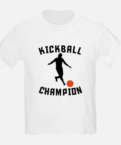 Kickball Champion T-Shirt