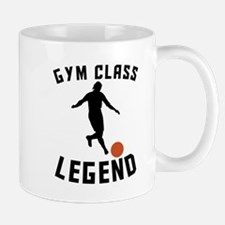 Gym Class Legend Mugs