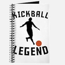 Kickball Legend Journal