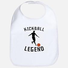 Kickball Legend Bib
