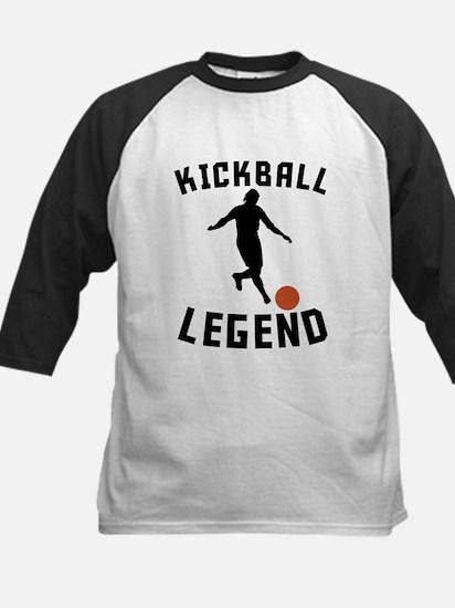 Kickball Legend Baseball Jersey