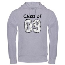 Class of 09 Hooded Pocket Sweatshirt