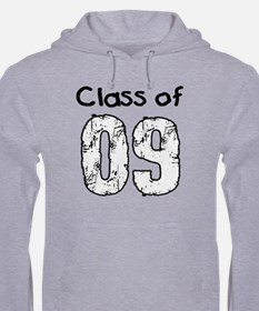 Class of 09 Hooded Pocket Sweatshirt