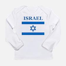 Israe Long Sleeve T-Shirt