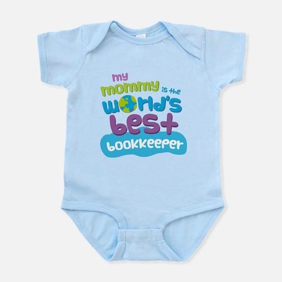 Bookkeeper Gift for Kids Infant Bodysuit