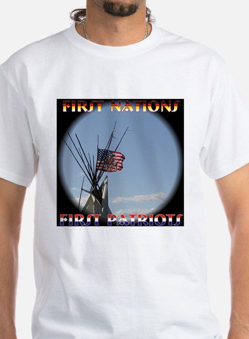 First Nations, First Patriots T-Shirt