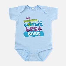 Boss Gift for Kids Infant Bodysuit