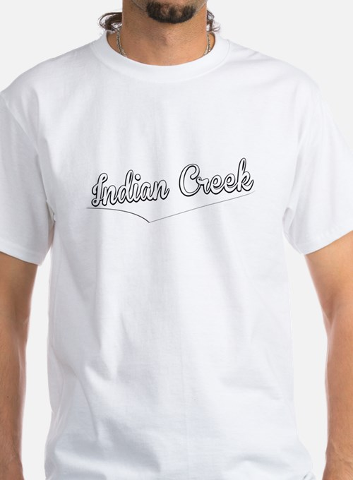 Indian Creek, Retro, T-Shirt