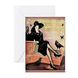 Book club Greeting Cards (10 Pack)