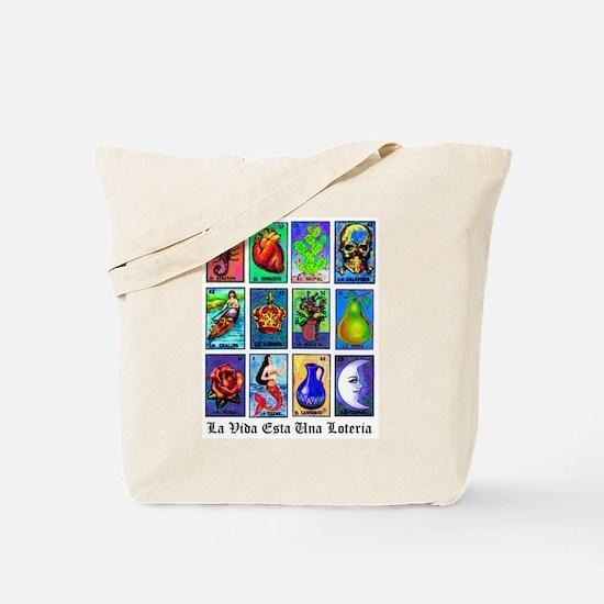 Loteria Celeste Tote Bag