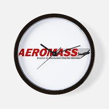 Aeromass Wall Clock