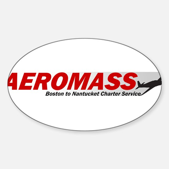 Aeromass Oval Decal