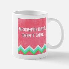 Mermaid hair, don't care Mugs