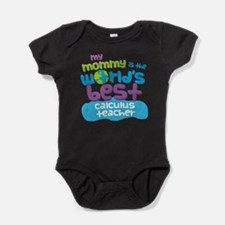 Calculus Teacher Gift for Kids Baby Bodysuit