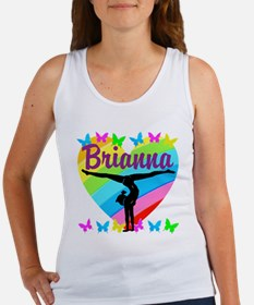 PERSONALIZE GYMNAST Women's Tank Top