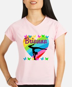 PERSONALIZE GYMNAST Performance Dry T-Shirt