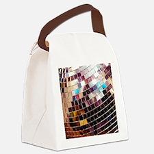 Unique Disco Canvas Lunch Bag